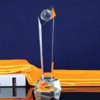 Buy cheap Crystal Special Shape Ball Award Trophy product