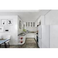 Quality White Painting Kitchen Cabinets for sale