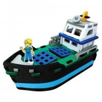 Buy cheap Toys Coal Ship from wholesalers