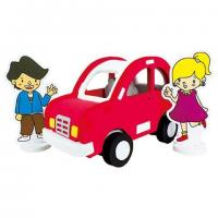 Buy cheap Toys Red Car from wholesalers