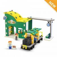 Buy cheap Toys Train Station from wholesalers