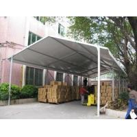 Buy cheap White PVC Fabric Roof Industrial Storage Tents Customized ISO CE Certification product