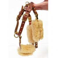 Buy cheap Sheepskin Wraps  Harness Strap Cover Kit product