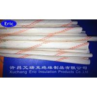 China Film Products Series PVC coated Fiberglass insulation sleeve on sale