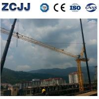 Buy cheap Tower Crane Luffing Jib 8Ton Tower Crane from wholesalers