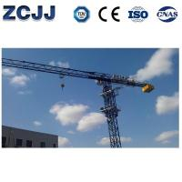 Buy cheap Tower Crane Topless 8Ton Tower Crane Flat Top from wholesalers