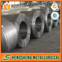 Buy cheap Seamless Calcium Metal Cored Wire product