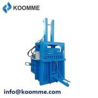 Buy cheap 32L Space Saving Full Automatic Waste Baler Machine product