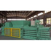 Buy cheap High Efficiency Low Cost Hydraulic drive Compress Baler Machine product