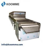 Buy cheap Fast Speed Continuous Microwave Roasting Machine product