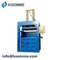 Buy cheap Loose Materials Compressed Baler Recycle Machine product