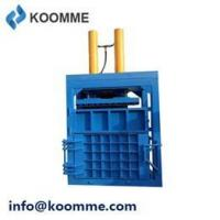 Buy cheap 50-80kg Double Cylinder Vertical Baler for Compressed Packing product