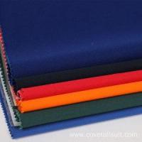 Buy cheap Cotton Fr Anti Static Twill Fabric For Garment from wholesalers