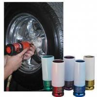 Buy cheap Tool Specials Item  5 Pc. SAE/Metric Protective Impact Socket Set from wholesalers
