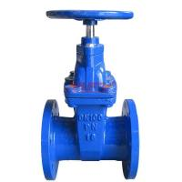 Buy cheap Dark rod soft seal gate valve from wholesalers