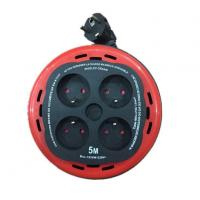 Buy cheap Electric Extension Cable Reel With Plug from wholesalers