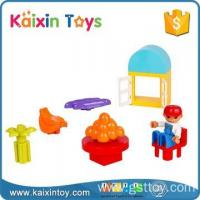 Buy cheap 10253642 Hot New Product Brain Developing Construct Toy Connecting Blocks from wholesalers