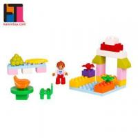 Buy cheap 10253646 compatible children construction toy educational building block bricks from wholesalers