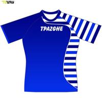 Buy cheap Custom sublimation printing rugby league jersey with logo product