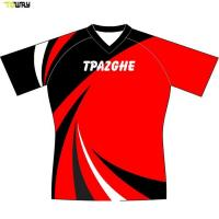 Buy cheap wholesale sublimation custom cheap rugby jerseys design, rugby shirt, rugby league jersey product