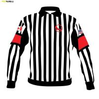 Buy cheap Custom Sublimated Referee Jersey product