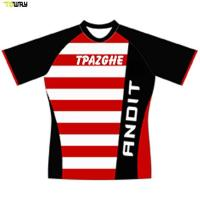 Buy cheap Hot Sale Mesh Fabric Rugby Jersey Sublimation Custom Football Jersey product