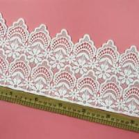 Buy cheap Golden Knit 15cm water soluble lace polyester lace embroidery lace sy225# from wholesalers