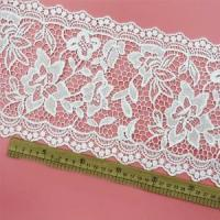 Buy cheap Golden Knit 20cm water soluble lace polyester lace embroidery lace sy303# from wholesalers