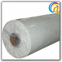 Buy cheap Manufacturer Non Curl 50gsm/57gsm Fast Dry Inkjet Digital Printing Sublimation Paper Roll product