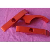 Buy cheap Aluminum Extrusion + Red Anodizing product