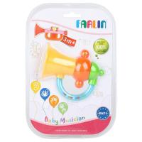 Buy cheap Description: OEM Baby Toy Thumpet Rattle product