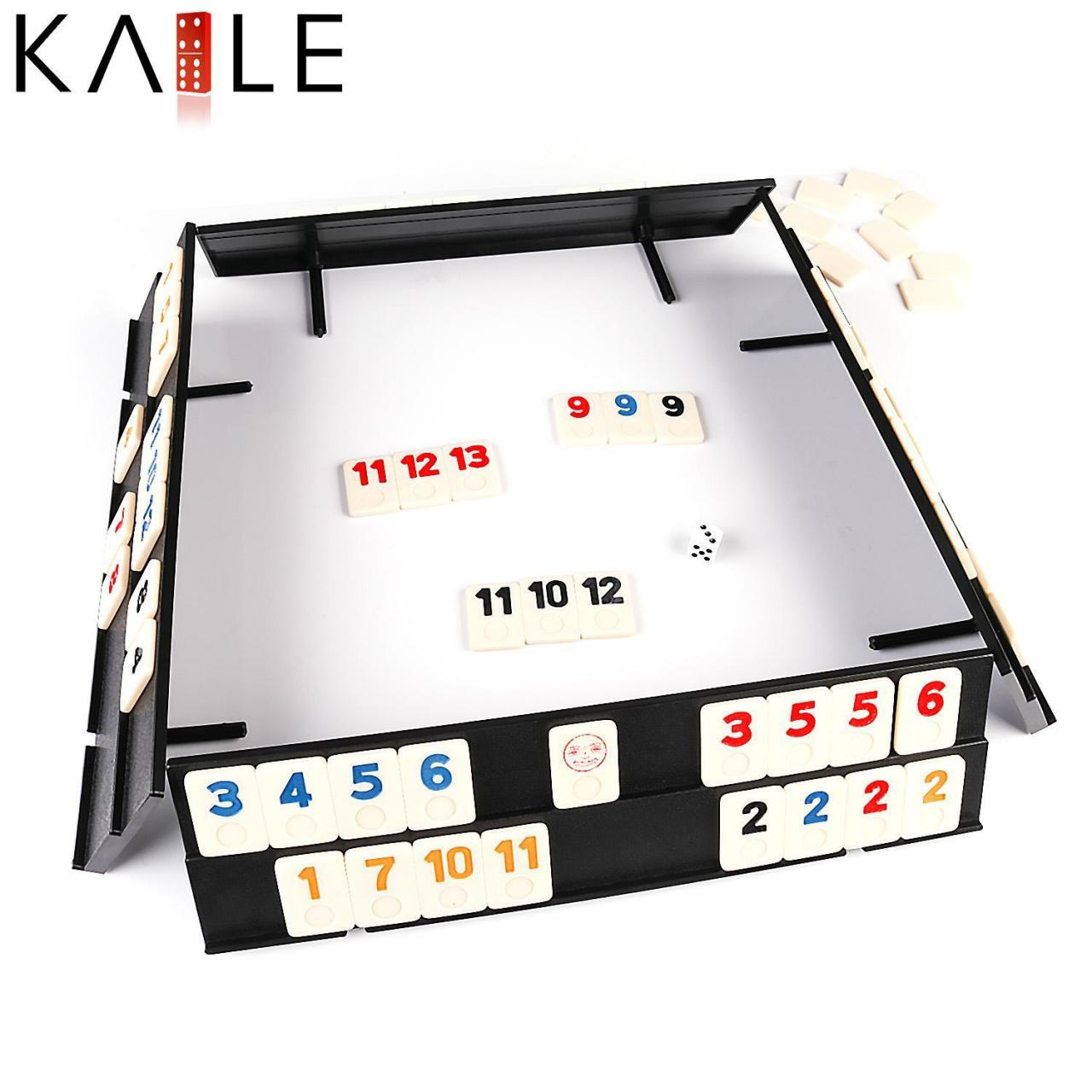Buy cheap toy series RUMMY WITH ALUMINIUM SET from wholesalers