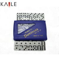 Buy cheap toy series Double six domino in PVC box product
