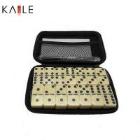 Buy cheap toy series Double six domino in hard package product