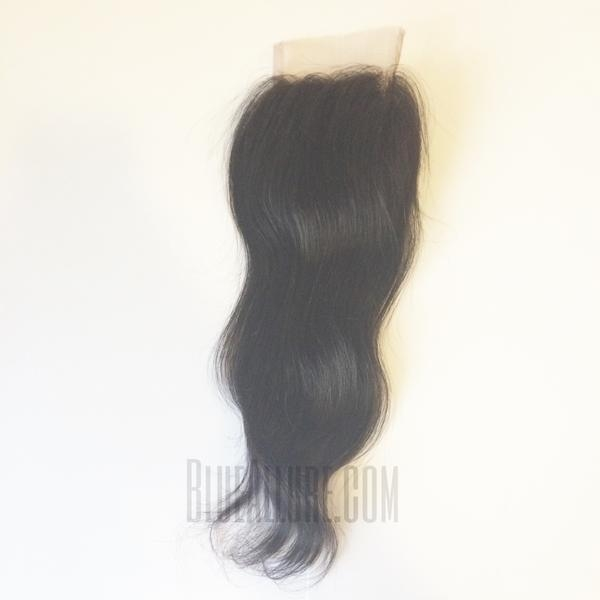 Quality Indian Straight Silk Closure for sale