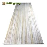 Buy cheap hot selling fsc certified paulownia snowboard wood plank from wholesalers