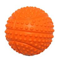 Buy cheap RUBBER TOYS Rubber Basketball with squeaker from wholesalers
