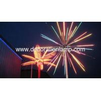 Buy cheap LED Firework Light LED firework tree lamp product