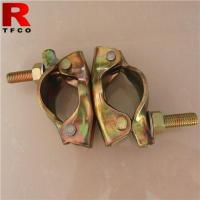 China Scaffold Tube Clamps And Fittings on sale