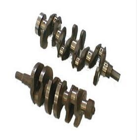 Quality Machined Component Automobile Crankshaft for sale