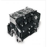 Buy cheap Machined Component Four Cylinder Cast Iron Cylinder body product