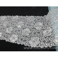 Buy cheap white romantic wedding lace LCJ61024 from wholesalers