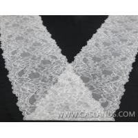Buy cheap Stunning rose voile lace fabric LCHJ5316 from wholesalers