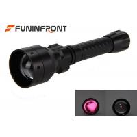 Buy cheap T50 850NM IR OSRAM 5W Infrared LED Torch Zoom Working with 2 Pieces 18650 product