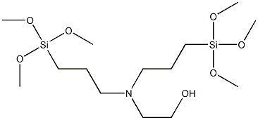 Quality 2-[Bis(3-trimethoxysilylpropyl)amino]Ethanol CAS NO.264128-94-1 for sale