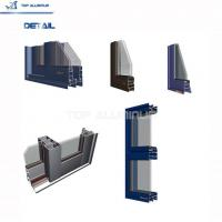 Buy cheap Slotted Aluminium Extrusion product