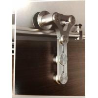 Buy cheap Vienna Polished Barn Door Hardware for Wood Doors from wholesalers