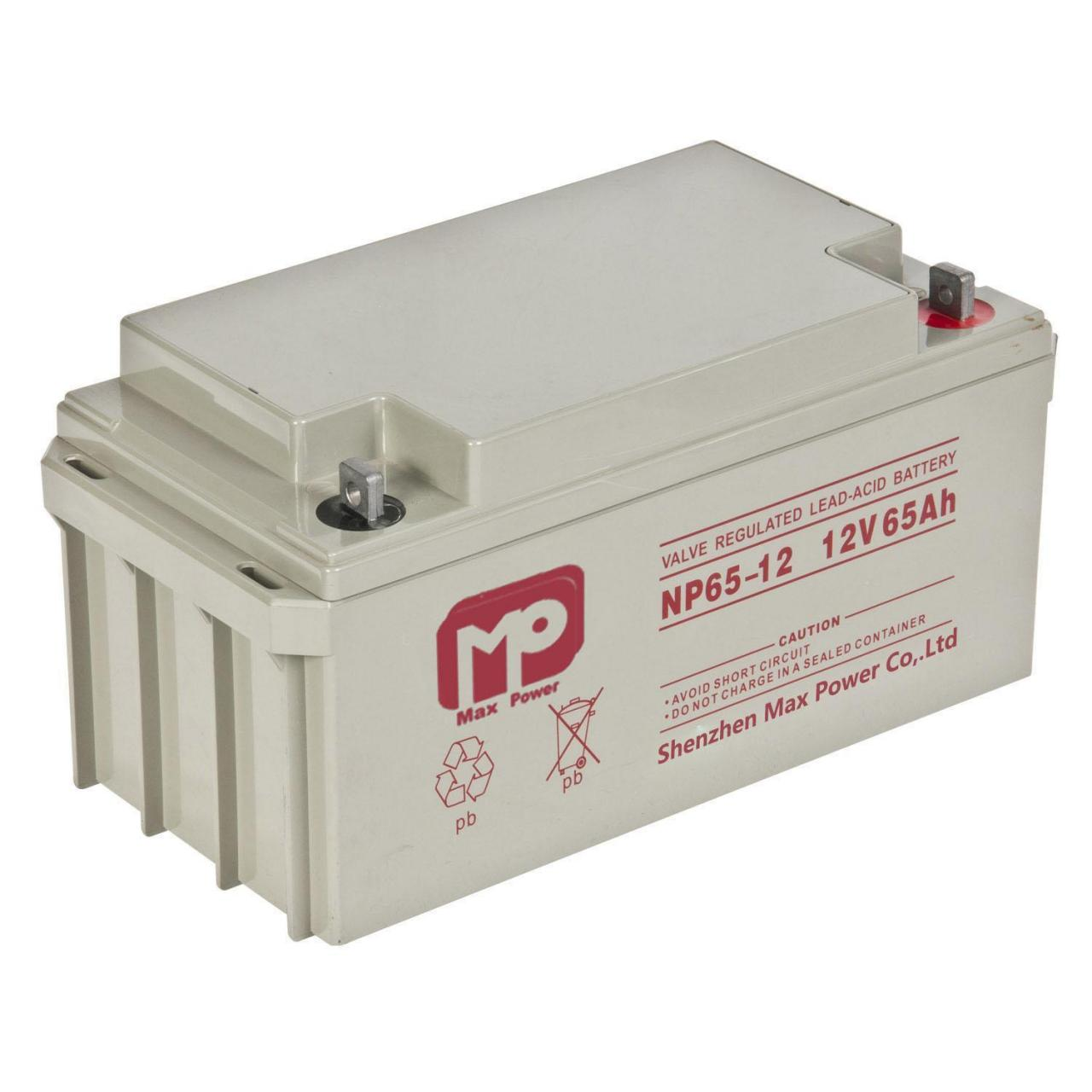 Buy cheap 12V 65Ah Sealed Lead Acid UPS Battery from wholesalers