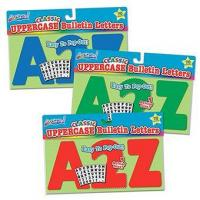 Buy cheap Bulletin Letters- Classic Uppercase product
