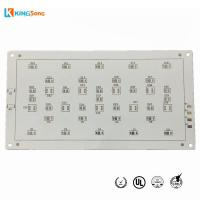 Buy cheap Best Aluminium COB MCPCB Boards Supplier In China from wholesalers
